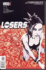 P00007 - Los Perdedores #7