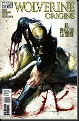 Wolverine - Origenes 50