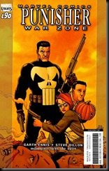 P00006 - Punisher - War Zone #6