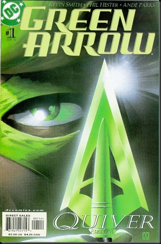 28-09-2010 - Green Arrow Vol 3