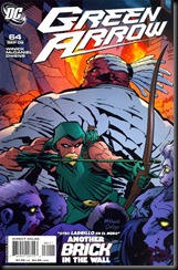 P00064 - Green Arrow v3 #64