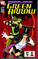 P00052 - Green Arrow v3 #52