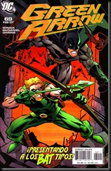 P00069 - Green Arrow v3 #69