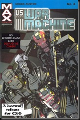 P00004 - US War Machine v1 #4