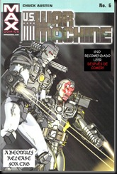 P00006 - US War Machine v1 #6