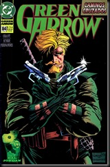 P00071 - Green Arrow v2 #84