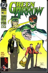 P00084 - Green Arrow v2 #96
