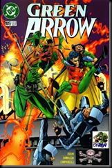 P00093 - Green Arrow v2 #105