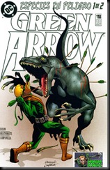 P00107 - Green Arrow v2 #118