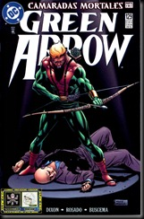 P00118 - Green Arrow v2 #129