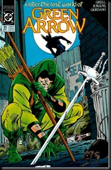 P00020 - Green Arrow v2 #28