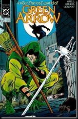 P00020 - Green Arrow v2 #28