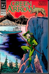 P00021 - Green Arrow v2 #29