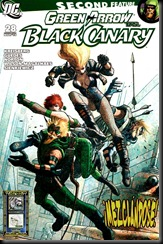 P00029 - Green Arrow y Black Canary #28