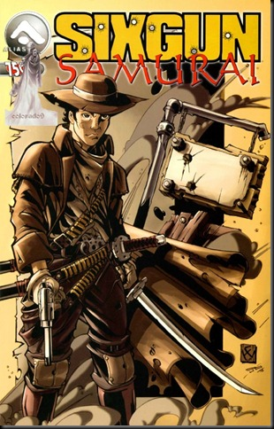 22-10-2010 - Sixgun Samurai