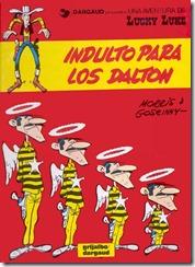 P00026 - Lucky Luke  - Indulto para los Dalton #26