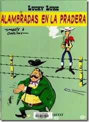 P00029 - Lucky Luke  - Alambradas en la pradera #29
