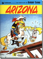 P00003 - Lucky Luke  - Arizona #3