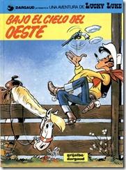 P00004 - Lucky Luke  - Bajo el cielo del oeste #4