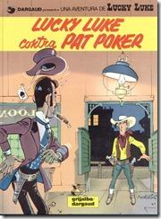 P00005 - Lucky Luke  - Lucky Luke contra Pat Poker #5