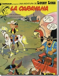 P00024 - Lucky Luke  - La caravana #24
