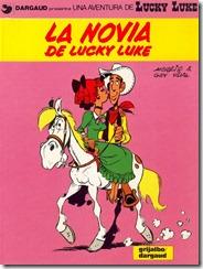 P00054 - Lucky Luke  - La novia de Lucky Luke #54