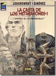 P00002 - La casta de los Metabarones  - Othon el tatarabuelo.howtoarsenio.blogspot.com #1