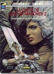 P00003 - La casta de los Metabarones  - Honorata la bisabuela.howtoarsenio.blogspot.com #2
