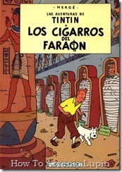 P00004 - Tintín  - Los cigarros del faraon.howtoarsenio.blogspot.com #3