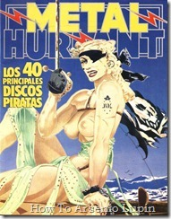 P00038 - Metal Hurlant #38