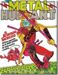 P00042 - Metal Hurlant #42