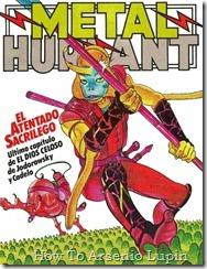 P00042 - Metal Hurlant #42