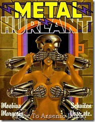 P00009 - Metal Hurlant #9