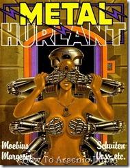 P00009 - Metal Hurlant #9