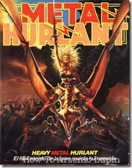 P00006 - Metal Hurlant #6