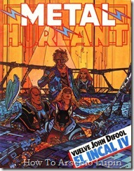 P00034 - Metal Hurlant #34