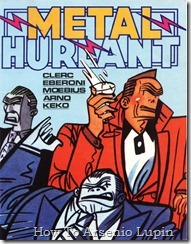 P00036 - Metal Hurlant #36