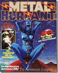P00014 - Metal Hurlant #14