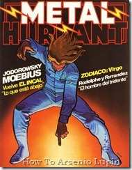P00018 - Metal Hurlant #18
