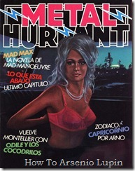P00022 - Metal Hurlant #22