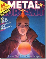 P00023 - Metal Hurlant #23