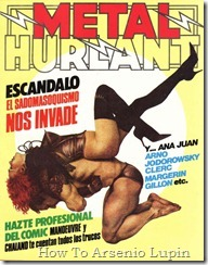 P00032 - Metal Hurlant #32