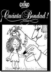 Quino 1999 - Cuanta Bondad