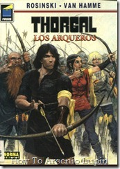 P00009 - Thorgal #9