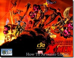 P00026 - Giant Size Astonishing X-Men #26