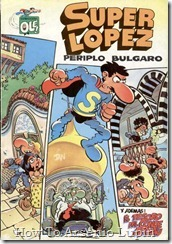 P00017 - Superlopez #17