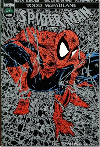 2011-02-22 - Spiderman - Todd Mcfarlane