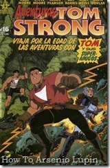 P00007 - Las Aventuras de Tom Strong #16