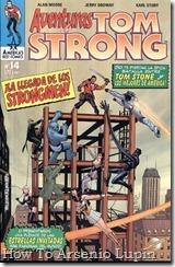 P00005 - Las Aventuras de Tom Strong #14