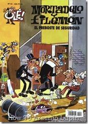 P00044 - Mortadelo y Filemon  - El preboste de seguridad.howtoarsenio.blogspot.com #44